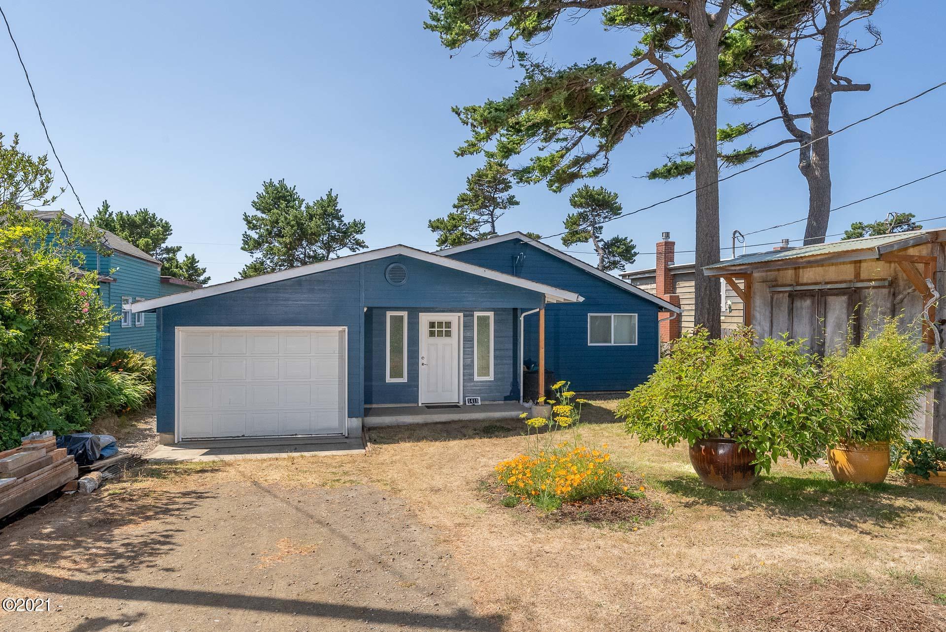 1415 Nw Lake Street, Newport, OR 97365 - 1415 NW Lake