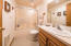 2730 NW Mast Ave, Lincoln City, OR 97367 - Downstairs Bath