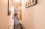 2730 NW Mast Ave, Lincoln City, OR 97367 - Downstairs hallway