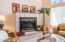 2730 NW Mast Ave, Lincoln City, OR 97367 - Gas fireplace