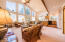 2730 NW Mast Ave, Lincoln City, OR 97367 - Living room and kitchen