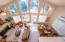 2730 NW Mast Ave, Lincoln City, OR 97367 - Loft view to living room