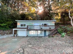2845 NE East Devils Lake, Otis, OR 97368 - Front of home