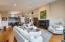 108 Sea Crest Ct, Otter Rock, OR 97369 - Living to Dining to Kitchen