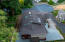 108 Sea Crest Ct, Otter Rock, OR 97369 - Drone over Roof