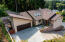 108 Sea Crest Ct, Otter Rock, OR 97369 - Drone Entry Side