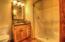 1423 NE High Meadows Dr., Waldport, OR 97394 - Guest Bath