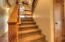 1423 NE High Meadows Dr., Waldport, OR 97394 - Stairs a