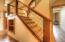 1423 NE High Meadows Dr., Waldport, OR 97394 - Stairs b