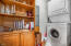 7469 NW Finisterre Ave, Yachats, OR 97498 - Laundry/Pantry off kitchen