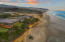 7469 NW Finisterre Ave, Yachats, OR 97498 - Drone looking south