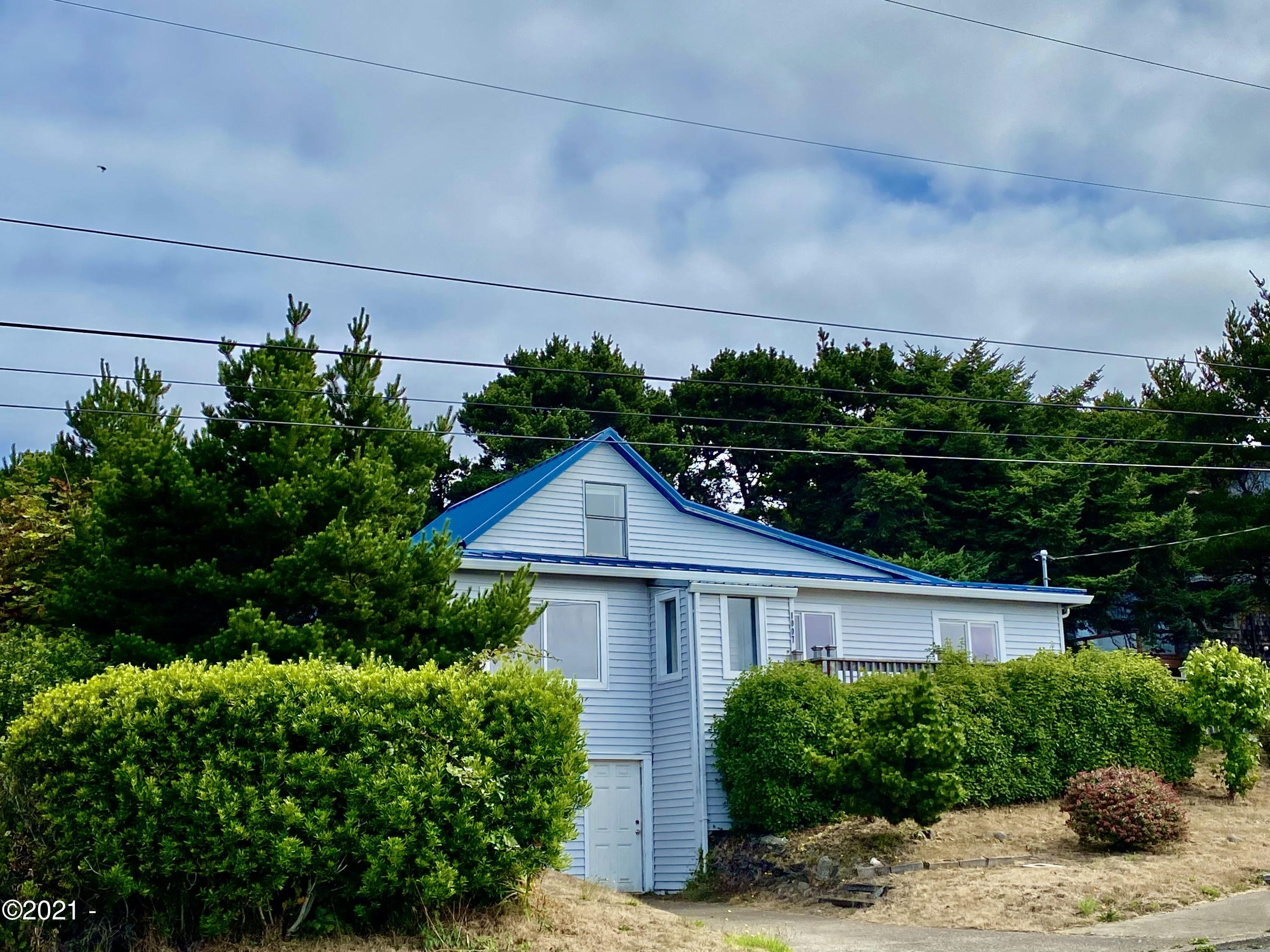 1007 SW Abbey St, Newport, OR 97365 - Street View