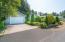 5960 La Plaza Pl, Lincoln City, OR 97367 - Detached garage