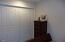 720 SW 6th St., 304 E, Newport, OR 97365 - Master Closet