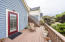 2477 SW Anemone Ave, Lincoln City, OR 97367 - Back deck entry to Carriage Bedroom