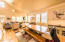2477 SW Anemone Ave, Lincoln City, OR 97367 - Open Living Dining Kitchen