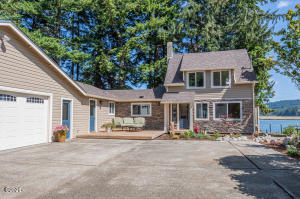 400 SE Gibson Rd, Waldport, OR 97394 - Main view.