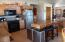 1804 NW Westward St., Waldport, OR 97394 - kitchen to living room