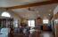 1804 NW Westward St., Waldport, OR 97394 - living room w fan