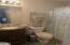 1804 NW Westward St., Waldport, OR 97394 - master bath