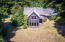 3204 N Bayview Rd, Waldport, OR 97394 - Aerial view