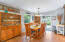 5745 El Mesa Ave, Lincoln City, OR 97367 - Dining room