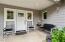 5745 El Mesa Ave, Lincoln City, OR 97367 - Inviting front porch