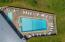 5745 El Mesa Ave, Lincoln City, OR 97367 - Aerial Community pool