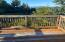 1123 SW 10th St, Lincoln City, OR 97367 - Deck w/Mt views
