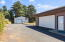 4691 SW Pacific Coast Hwy, Waldport, OR 97394 - Garage and Drive to Shop