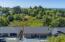 375 N Juniper Ct, Rockaway Beach, OR 97136 - Drone pic of home and Wetlands