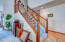 5350 SW Field Ave, Waldport, OR 97394 - Staircase