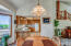 5350 SW Field Ave, Waldport, OR 97394 - Dining room