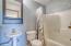 1754 NE 13th St, Lincoln City, OR 97367 - Downstairs Bath