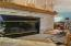 47830 Sorrel Ln, Neskowin, OR 97149 - REAL WOOD FIRE PLACE
