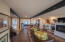 400 SE Gibson Rd, Waldport, OR 97394 - Open floor plan.