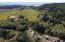 320 S Drift Creek Ln, Lincoln City, OR 97367 - Drone looking West