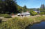 320 S Drift Creek Ln, Lincoln City, OR 97367 - South View of Cabin