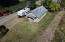 320 S Drift Creek Ln, Lincoln City, OR 97367 - Overhead Cabin View