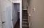 2986 NW Lee Ave, Lincoln City, OR 97367 - Storage under stairs
