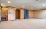 2709 SW Dune Ave, Lincoln City, OR 97367 - Upstairs Room 1 w/Built in Shelving