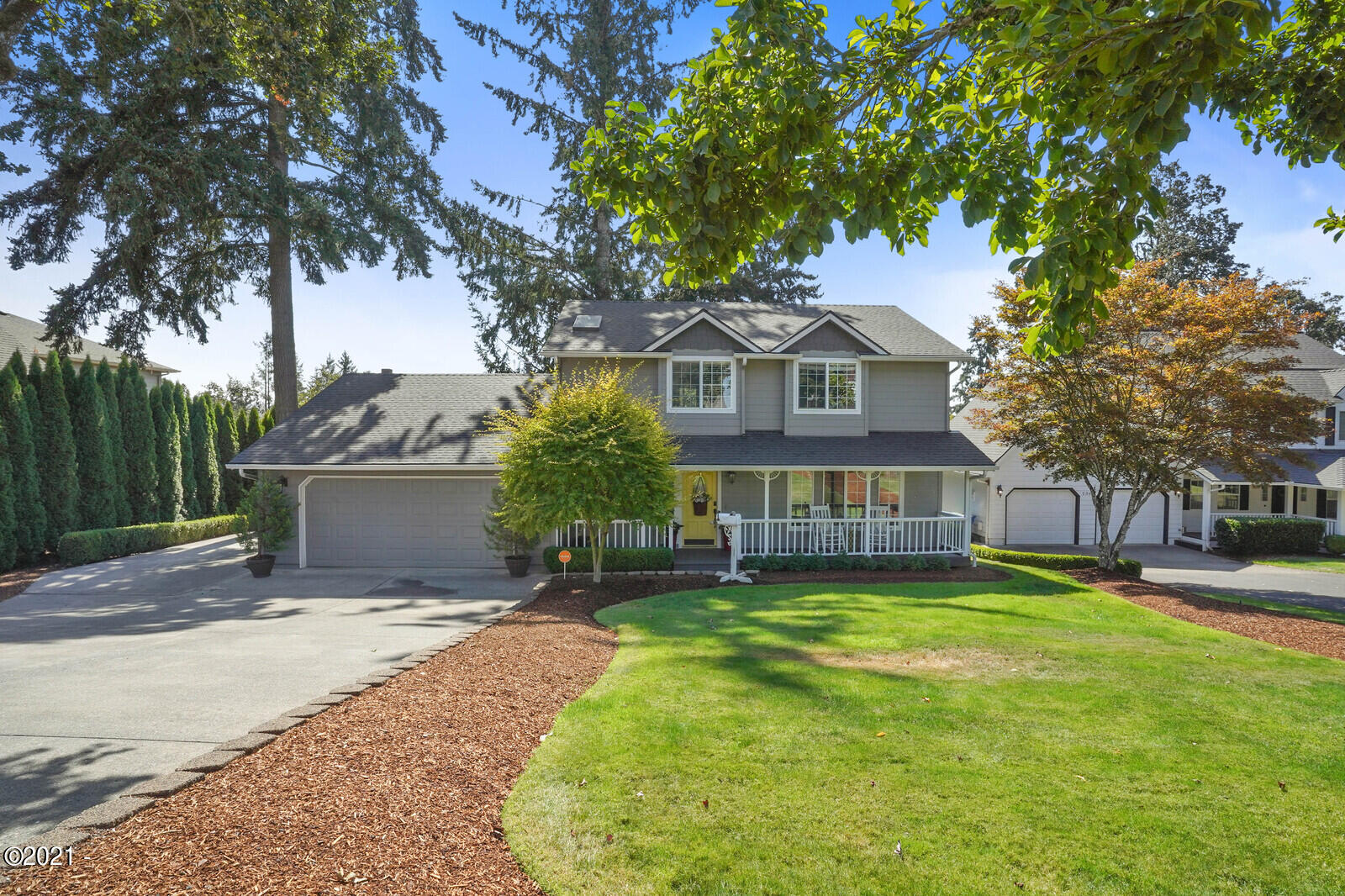 2370 E Pine St, Stayton, OR 97383 - front