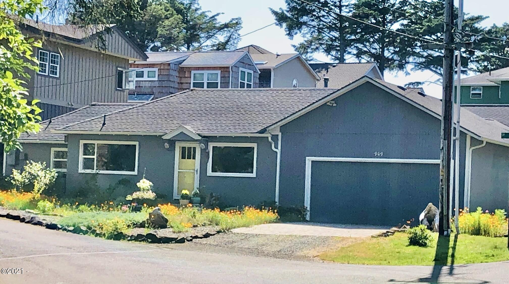 909 SW 10th Pl, Lincoln City, OR 97367 - 909 SW 10th Pl