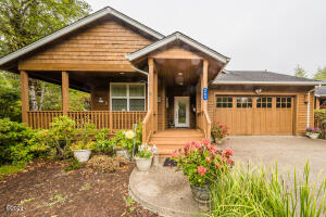 265 SW Shining Mist, Depoe Bay, OR 97341 - 265 Front View
