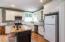 1791 NW 26th St., Lincoln City, OR 97367 - Kitchen