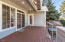 1791 NW 26th St., Lincoln City, OR 97367 - Spacious Entertainment Deck