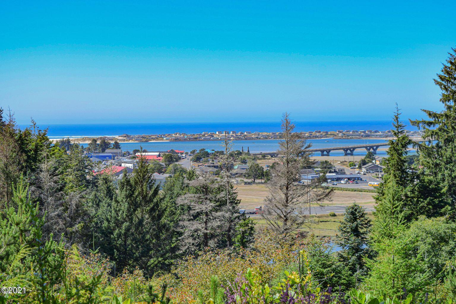 TL#21&22 NE Waldport Heights Dr, Waldport, OR 97394 - Property View