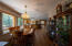 317 Wright Creek Rd, Toledo, OR 97391 - Dining to kitchen
