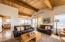 4525 Rush, Depoe Bay, OR 97341 - Open floor plan