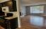 2242 Silhouette St, Eugene, OR 97402 - Kitchen/Living Room View